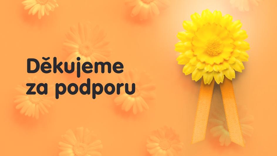 DĚKUJEME všem, kteří Český den proti rakovině 2019 podpořili! | ČESKÝ DEN PROTI RAKOVINĚ